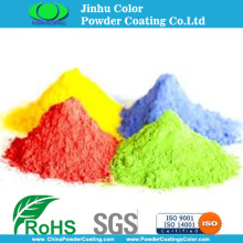 electrostatic thermoset epoxy resin powder coatings