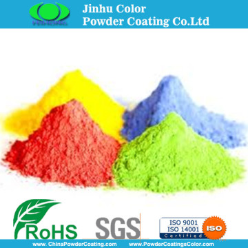 Epoxy Polyester Hybrid Powder Coatings