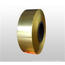 High light polished copper alloy brass C27200 strip