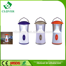 ABS material 12 LED emergency small camping lantern led camping light