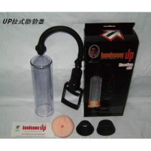 Hot Power-driven Penis Enlargement With Abs Valve Vaccum Pump , Sex Toys For Men