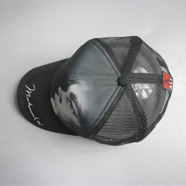 Adults Sublimation Print Trucker Cap Wholesale