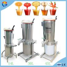 Suco de coco / manga / limão / frutas e vegetais industrial que faz a máquina