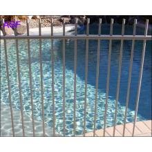 Proveedor profesional de aluminio cerca de la piscina