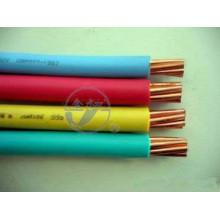 1.5mm 2.5mm 4mm 6mm Conductor de cobre eléctrico Cable revestido del PVC para el cableado de la casa Cabl
