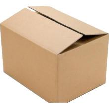 Boîte d'emballage en gros de papier ondulé, service d'impression