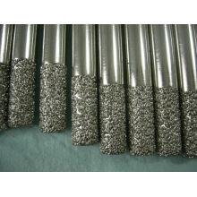 Vakuumgelötete Diamantfinger-Bits