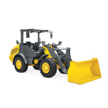 4 Ton Mini Wheel Log Loader For Sale