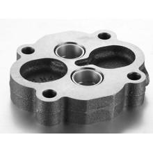 Molde de areia de ferro cinzento personalizado com moagem