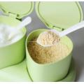 Bamboo Fiber Salt Spices Condiment Container