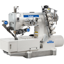 BR-500-01CB-Da transmisión directa de alta velocidad máquina de coser del dispositivo de seguridad