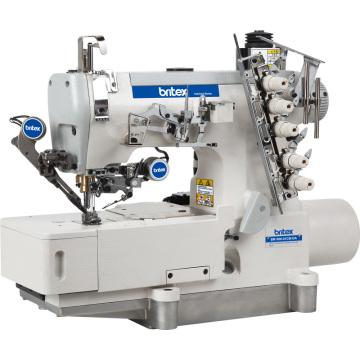 Machine à coudre Interlock BR-500-01CB-Da entraînement Direct haute vitesse
