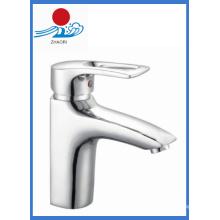 Comtemporary sola palanca lavabo grifo del lavabo (zr21002)
