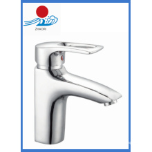 Robinet de cuvette de salle de bain à levier unique contemporain (ZR21002)
