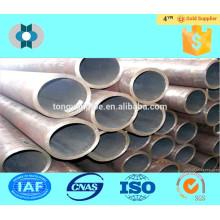 Tuyau en acier au carbone SCH40 STD tube sans soudure