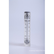 Plastic Water Liquid Glass Acrylic Air Water Rotameter Flow Meter