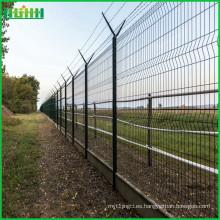 El precio de fábrica barata y fino del aeropuerto que cercaba la fábrica produce la cerca del acoplamiento de alambre