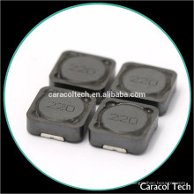 Bobine blindée de fil de bobine SMD FCDH1204F-4R7 pour l'équipement d'OA