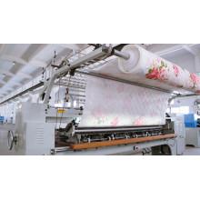 110 pulgadas Industrial Computerized manta y colchón acolchador de la máquina
