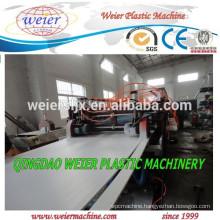 plastic PVC BOARD EXTRUSION MACHINE PLANT