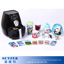 Brand New Smart 3D Mini Vacuum Sublimation Printing Machine