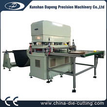 Hydraulic Type Automatic Sponge Cutting Machine
