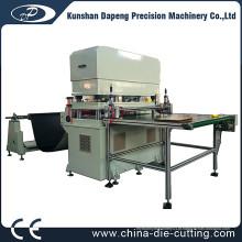 Máquina de corte hidráulica automática tipo esponja