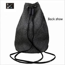 Sac d'école en nylon des enfants de vente chaude de conception d'OEM, sac à dos quotidien de haute qualité avec le prix usine
