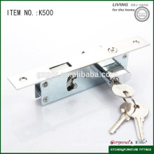 Puertas plegables diferentes tipos de cerradura de puerta