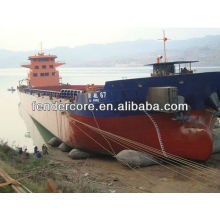 ship airbags for towing, refloating a sunken or grounded vessel