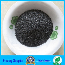 medios filtrantes de antracita 1.6 de gravedad específica para el tratamiento del agua