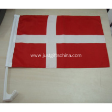 Custom Denmark Car Flags