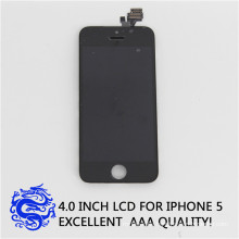 Mobile Phone LCD/Display Digitizer Assembly for iPhone 5 LCD