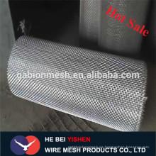 El acero inoxidable caliente de la venta prensó el alambre de malla Alibaba China