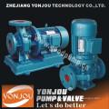 Utilisation de l'eau et pompe centrifuge à entraînement électrique