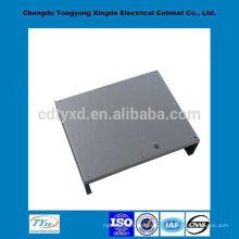 Usine directe top qualité iso9001 oem personnalisé fabrication de mur rideau en métal pour support métallique
