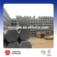 Tuyau carré en acier prix usine faisant la machine à vendre en Chine en Afrique