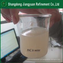 PAC 30% para Tratamento de Águas Residuais