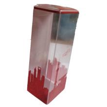 Индивидуальная прозрачная прозрачная складная пластиковая коробка из ПВХ