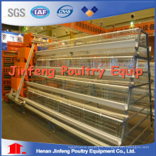 Système de cage de poulet fabriqué en Chine pour les fermes de volaille