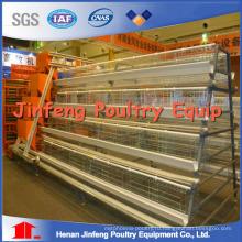 Система клеток куриного слоя, изготовленная в Китае для птицефабрик