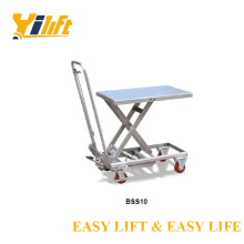 Aluminum Lab Lift Table