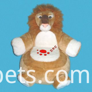 lion siamese cushion pillow