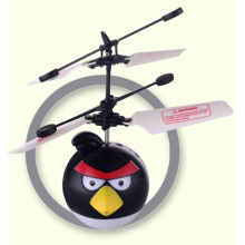Crianças pássaro voando de brinquedos eletrônicos / helicóptero RC / brinquedos de aeronave de controle remoto, brinquedos de mini panfleto Magic UFO elétrico