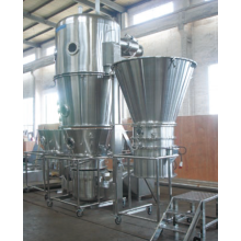 New Fashion Design for Granulating Machine Fluid Bed Granulator Pelletizer Coater Drying Machine supply to Morocco Suppliers