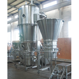 Fluid Bed Granulator Pelletizer Coater Drying Machine