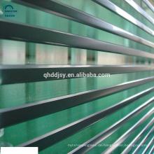 4mm 6mm 8mm 10mm klar gebeizt Sicherheitsleiste gehärtetem Glas für Bürotür