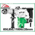 650/850 / 1100W 26mm Rotationshammer (PT82509)