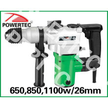 650/850/1100W 26mm Rotary Hammer (PT82509)