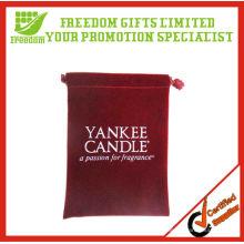 Wholesale Cheap Custom Velvet Drawstring Bags